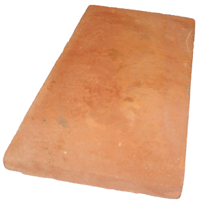 poloepo terracotta tiles rectangular 25x50x2.5